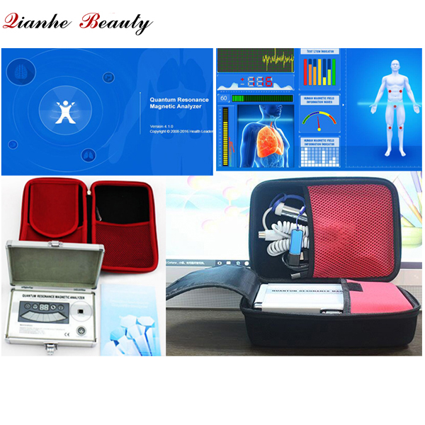 5th mini quantum magnetic resonance analyzer