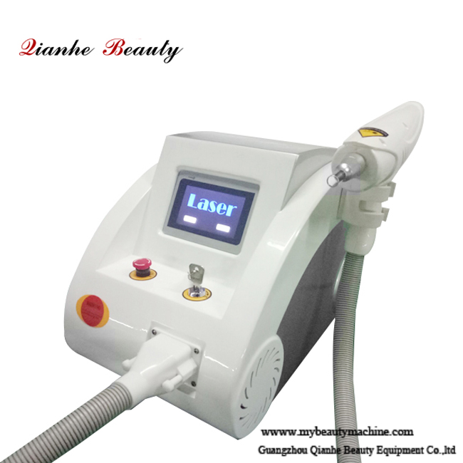 Q-switch laser tattoo removal machine