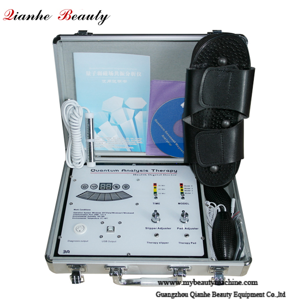 Therapy quantum magnetic resonance analyzer