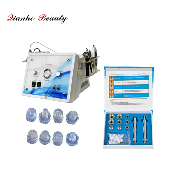 4 in 1 hydro microdermabrasion skin beauty machine
