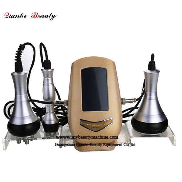 Portable 3 in 1 cavitaiton RF slim machine
