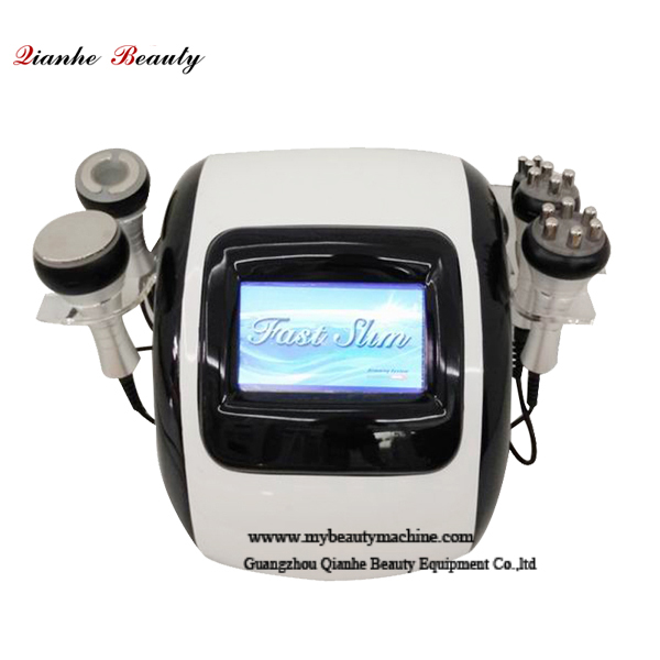 5 in 1 40KHz cavitation body slimming machine