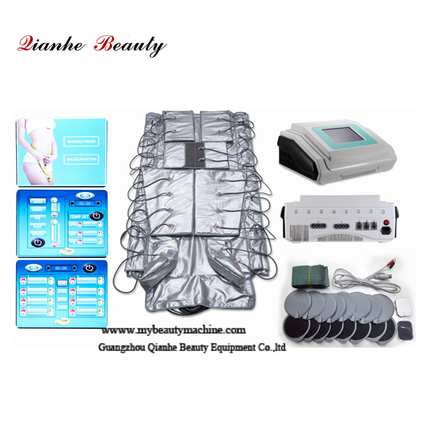 3 in 1 EMS pressotherapy machine