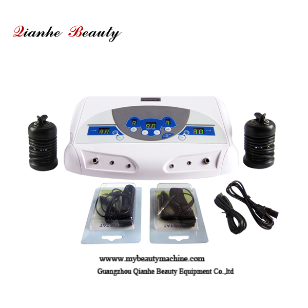 Dual system MP3 ionic foot detox machine