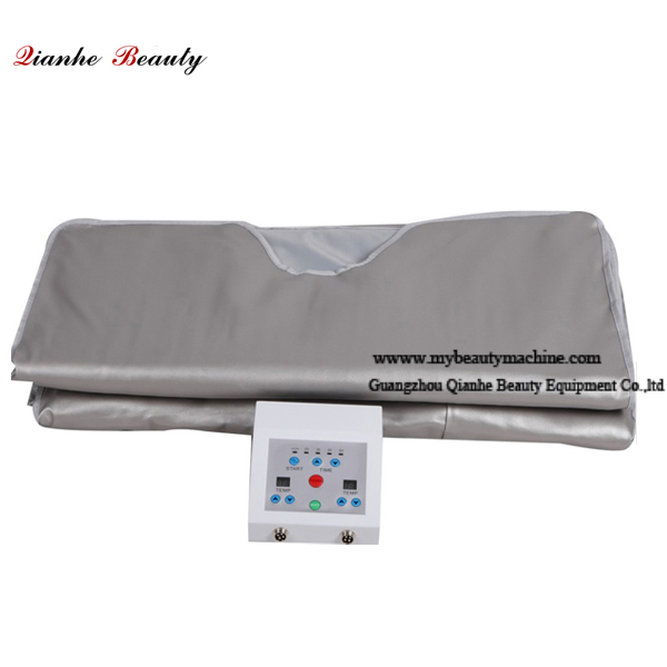 2 zone far infrared slimming blanket