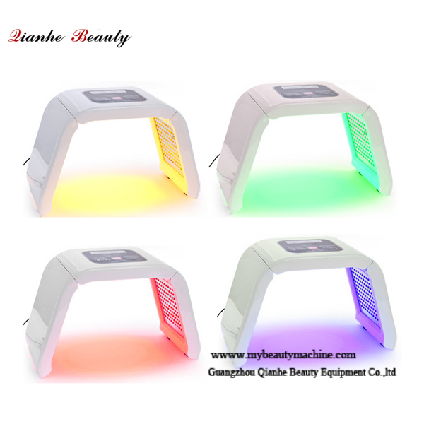 4 colors PDT LED light machine