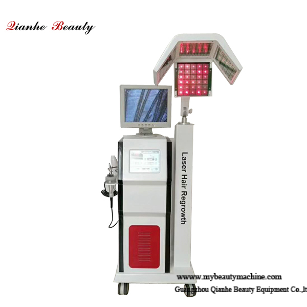 5 in 1 hair regrowth laser machine