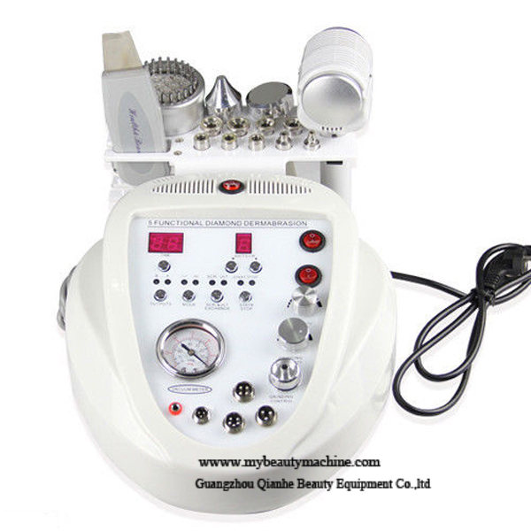 5 in 1 diamond microdermabrasion facial machine
