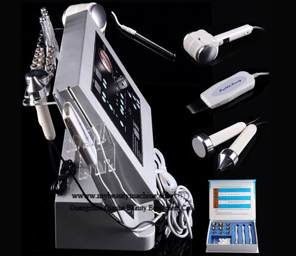 4 in 1 diamond microdermabrasion machine