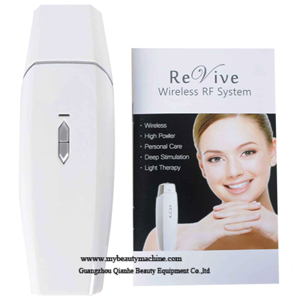 Portable RF skin facial lift machine