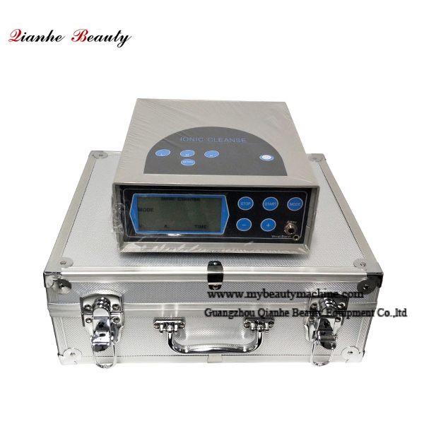 2 in 1 ion foot spa detox machine