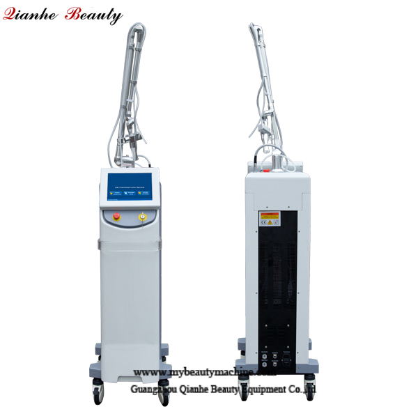 Vertical 30W CO2 fractional laser