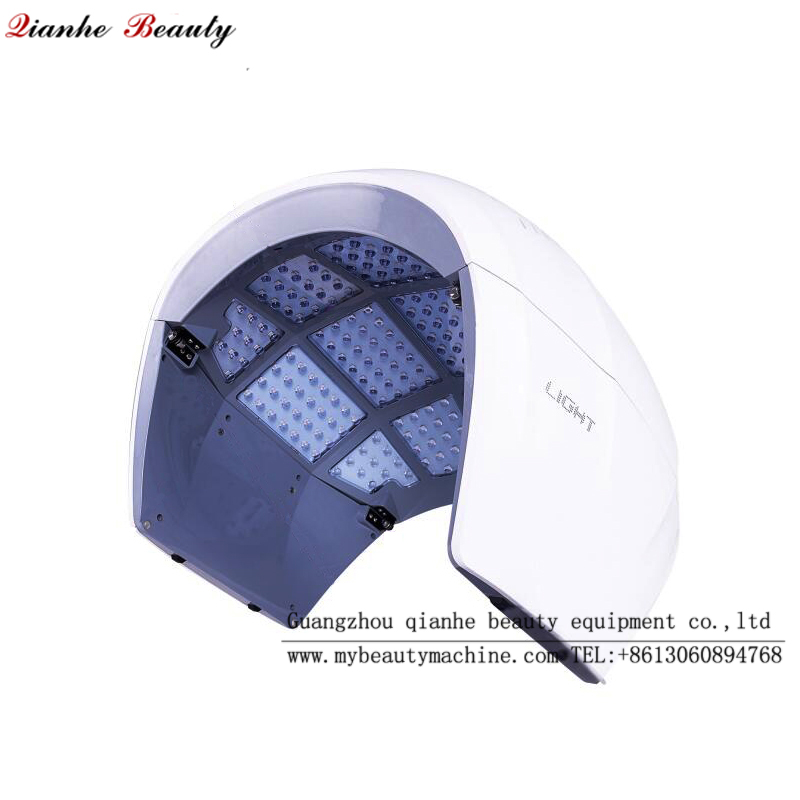 4 color PDT led light therapy machine
