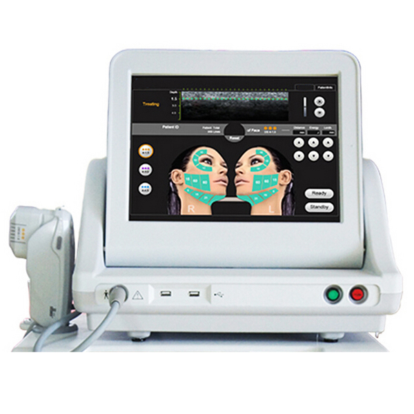 Portable HIFU facial machine