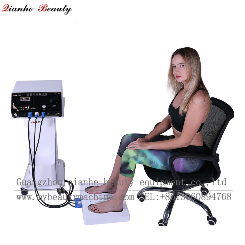 Magnetic resonance body health physiotherapy machine
