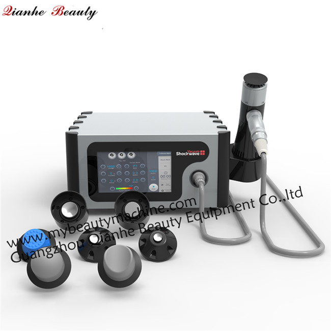 QH-SW19 New technology vacuum system shock wave therapy equipment