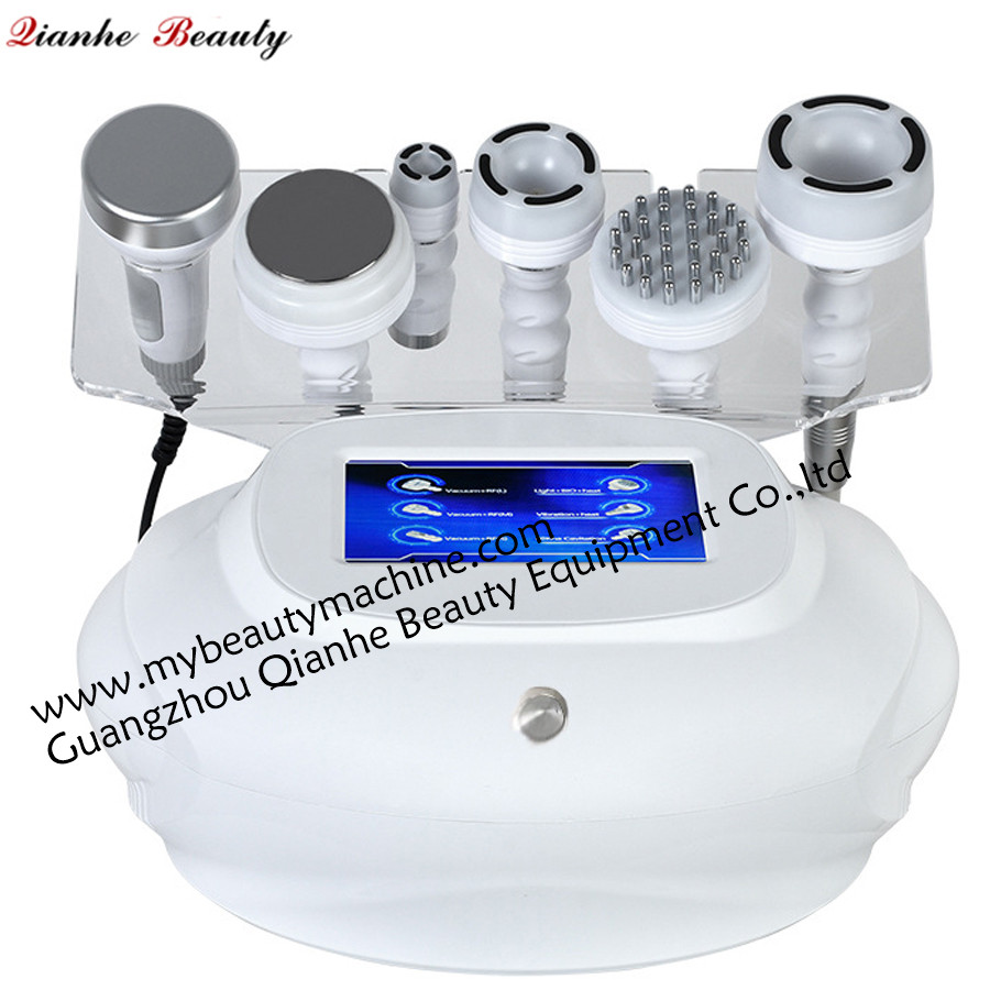QH-V2 BIO/vibration cavitation rf radiofrequence slimming beauty device